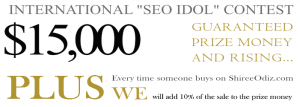 SEO Affiliate Marketing Contest