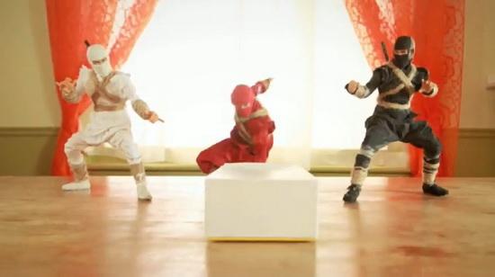 Video Linkbait: Google Nexus Ninja Unboxing